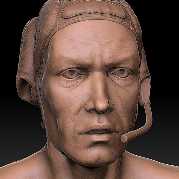 Norton Face: Work in Progress